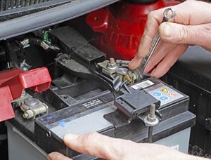 car-battery-getting-fitted