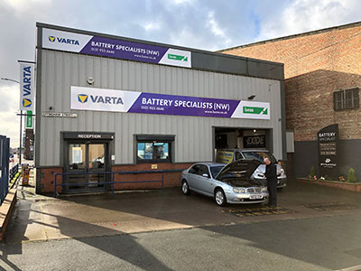 Battery Specialists NW