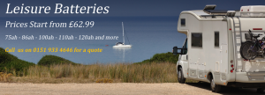 Leisure Batteries Liverpool and Wirral Merseyside