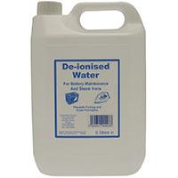 de-ionised-water